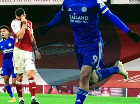 After Vardy won it late for Leicester at Arsenal, see the latest PL table and top goal scorers