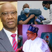 Covid-19: Good News To All Nigerians As 70% Will Be Vaccinated Before President Buhari Leaves Office