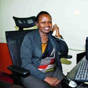 Meet Nancy Gitau, President Uhuru Kenyatta's Powerful Chief Advisor on Political Affairs