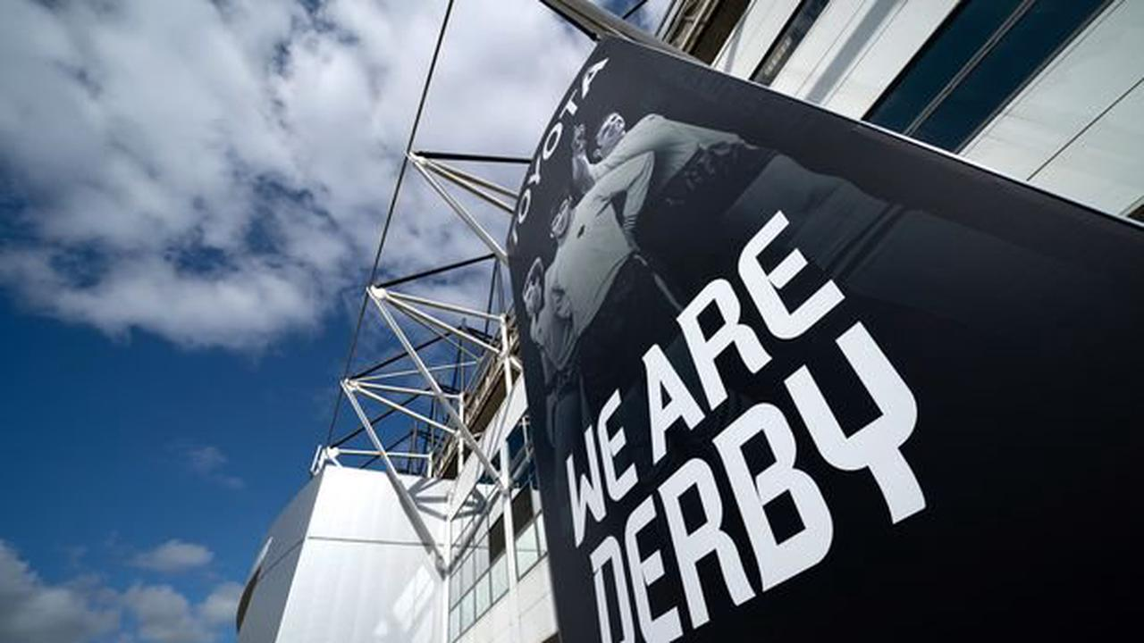 Derby County administrators delete Twitter post