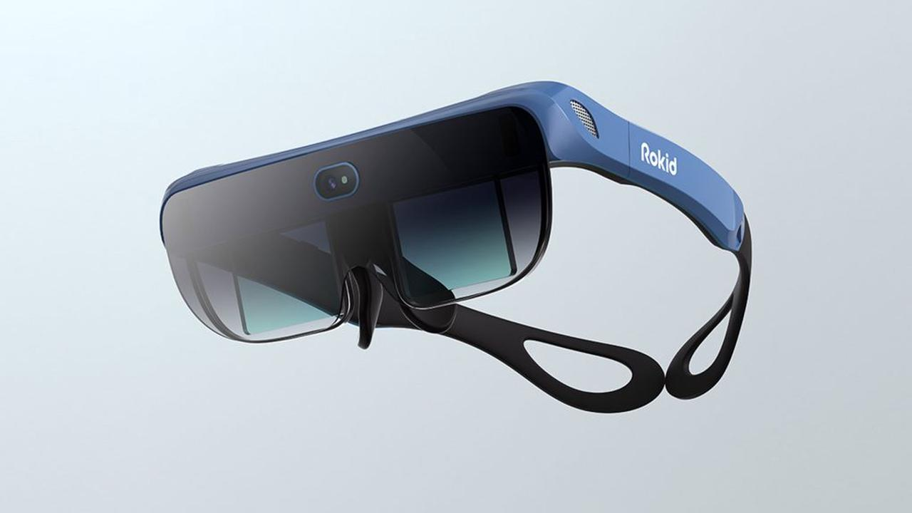 Rokid Reveals Vision 2 AR Headset with Waveguide Optics