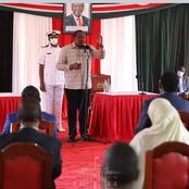 Uhuru's 'Secretly Planned' Meeting At State House Revealed, See List Of Members Present