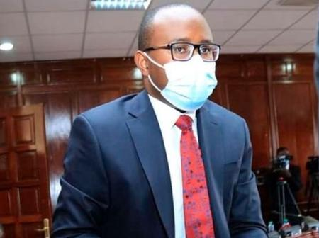 Parliamentary Committee Left Wondering How This Man Won 225M KEMSA Tender In Dec 2019 While In Iraq