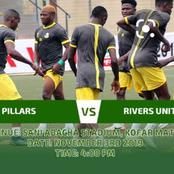 After Bloemfontein Celtic lost against Rivers United, see Rivers United's latest result.(Opinion)