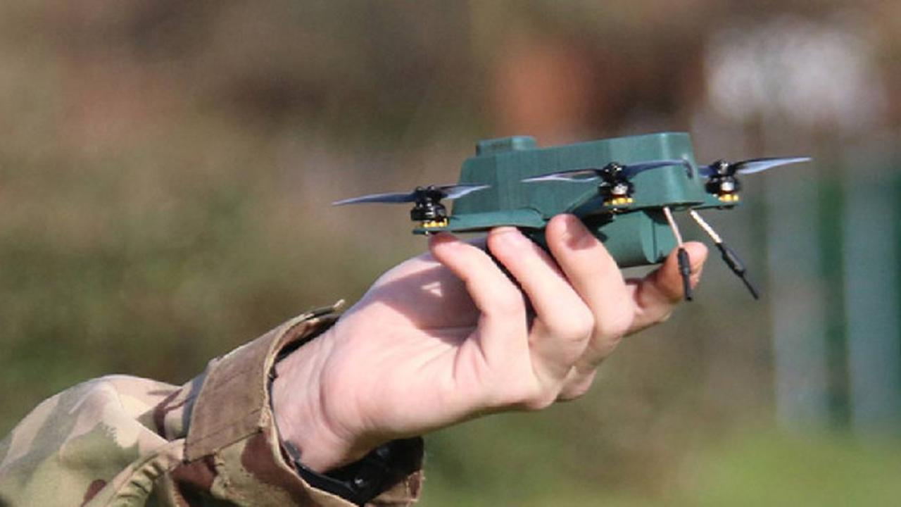 New UK Army 'Bug' Drones Can Spy on Targets 1.25 Miles Away