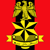 Armed Forces Remembrance Day: See The Meaning Of The Symbols On The Flag Of Nigerian Army