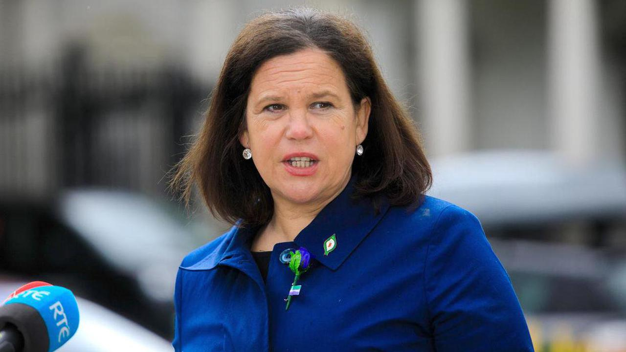 Mary Lou McDonald admits Sinn Féin's secret voter database was not in compliance with data protection laws