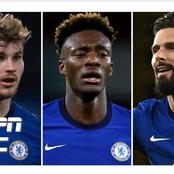 Chelsea Head Coach, Thomas Tuchel explains the situation of Giroud, Abraham and Werner at Chelsea.