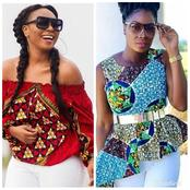 Head-Turning Blouse Styles That Can Make You Appear Presentable Everywhere Despite Your Finances
