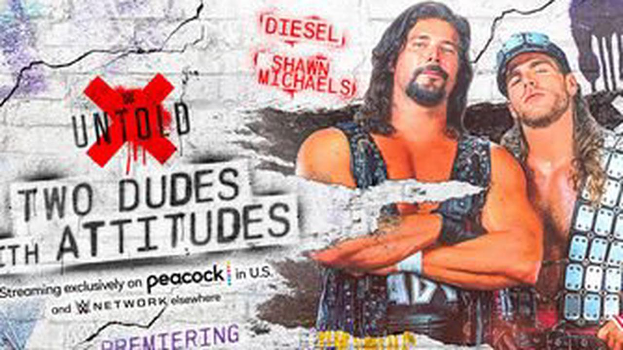 Watch WWE Untold Two Dudes With Attitude 5/1/21