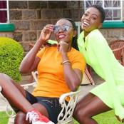 When You Go For Money Love Will Come, Akothee advises Rue baby