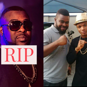 The Famous Nigerian Music Producer That Died, See Photos Of Him With Wizkid, Davido & Others