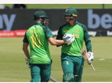 Proteas Found It Difficult To Start With The Bat Against Pakistan, Says Centurion Rassie Van Der Dus