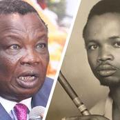 Atwoli's Dashing Looks in His Younger Days Causes a Stir in Daughter's Post