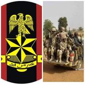 Hours After 101 Soldiers Were Reported To Have Fled From Boko Haram, See What The Nigerian Army Said