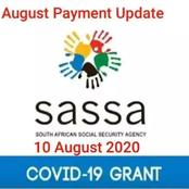SASSA to pay R700 or R1050 from 10 August 2020