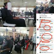 They Can Send Their Forces To Unmask You Forcibly, Take Note; Socialites React Massively To Anas