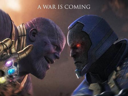 Darkseid And Thanos, Who Is Stronger?