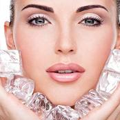 3 Amazing benefits of Ice to the Human skin that you did not know about