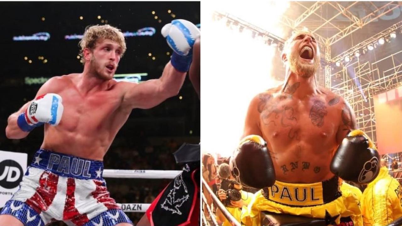 Boxe: les frères Logan et Jake Paul plaisantent sur le fait de se battre pour savoir qui est le meilleur