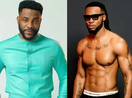 Read What Flavour Said After Ebuka Asked him About His Sexual And Personal Life.