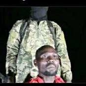 See What Bokoharam Threatened To Do To Pastor If Ransom Isn't Paid Within Seven Days.