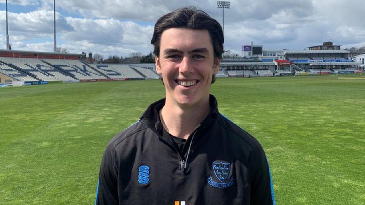 First Sussex contract a dream come true for Eastbourne young gun