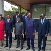 Contre le 3e mandat de Ouattara: Affi et Mabri chez Bédié, ce qu'ils ont décidé