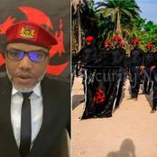 See what Nnamdi Kanu said about ESN operation that made people react.