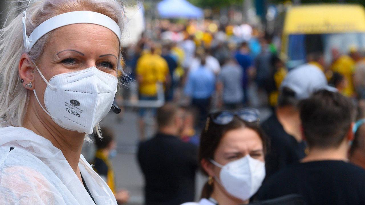 30 Prozent mehr Neuinfektionen als vor einer Woche