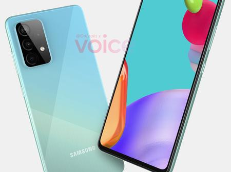 Samsung Cosmic Galaxy A52 4G full specs and value surface