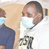 Rogue Matatu Driver Who Was Caught On Video Smashing A Motorist's Windscreen Has Been Charged.