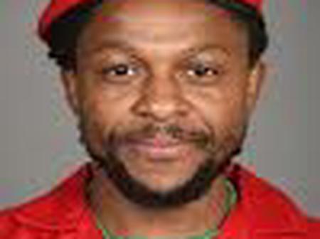 EFF member Mbuyiseni Ndlozi accused of rape