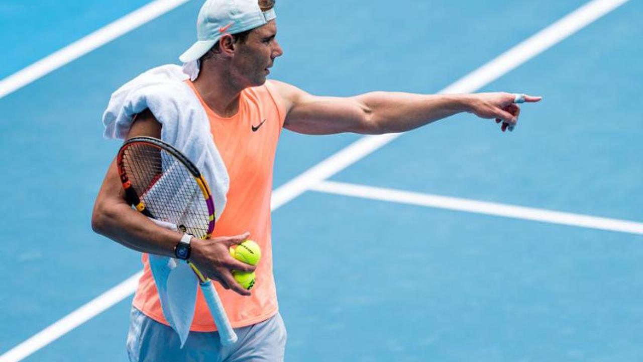 'I realized that Rafael Nadal was probably playing with...', says former ATP ace