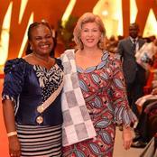 Journée de la Femme : Dominique Ouattara rend hommage à Irié Lou Collette