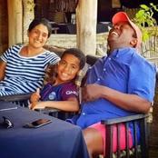 Jeff Koinange Age, Family and Education Background