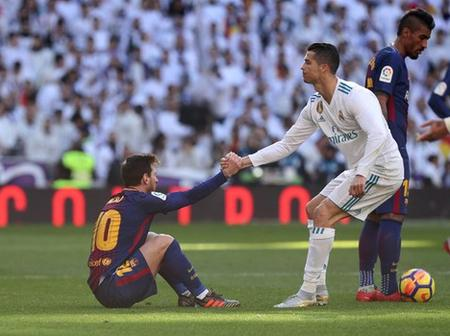 Race against time: Will Ronaldo beat Messi?