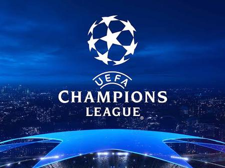 UEFA Champions League Results For Matchday 2