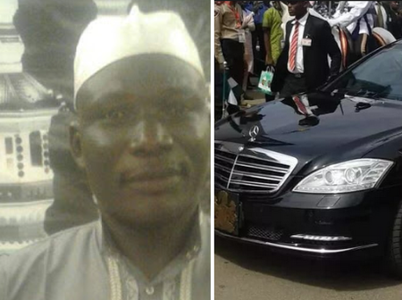 Buhari's Driver Was Detained By DSS For Tricking President To Sign Fraudulent Multi-million Document