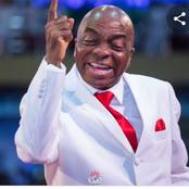 Checkout What Bishop David Oyedepo Said Will Happen This Week That Kindled Reactions