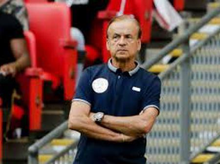 My OPINION on Gernot Rohr continuing as the coach of the Super Eagles of Nigeria