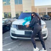 Nina Reacts After Her Husband Surprise Her With A Range Rover