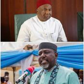 Days After Imo State Govt alleged that Rochas Sponsored Imo attacks, See what Rochas said he will do