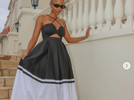 Miss SA caused commotion with her recent pictures looking absolutely sizzling.