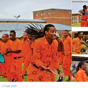 Bricks a well known Kwaito artist finds hope again