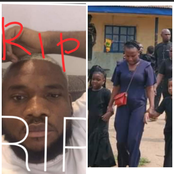 Tears As Family Buries Adams Who Was Shot In His Barbing Saloon Today