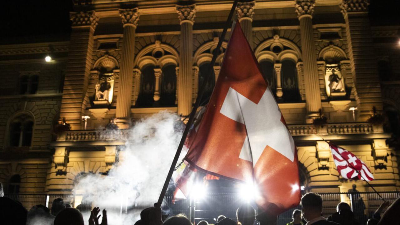 Polizei findet gelockerte Schrauben bei Schutzzaun vor Bundeshaus