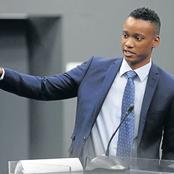 Duduzane Zuma trends on social media for his glamorous walk of fame and SA men challenges him.