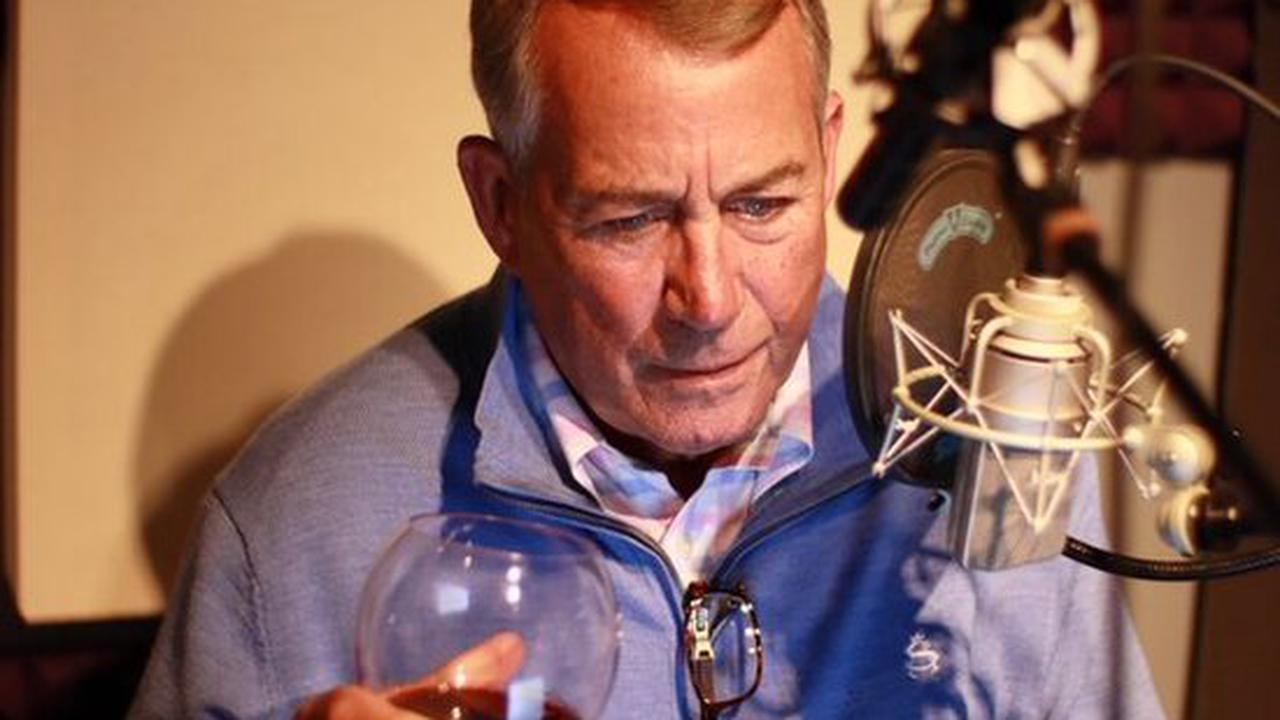 "John Boehner to Ted Cruz: ""go f--- yourself"""