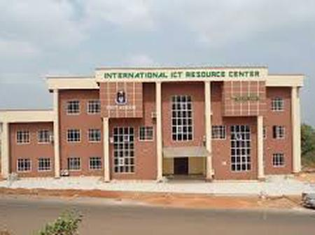 Have you seen Enugu State University of Science and Technology, ESUT? This is what it looks like